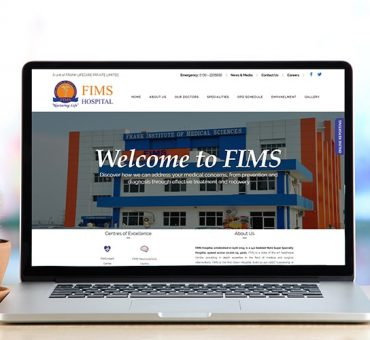 Evercoast FIMS website