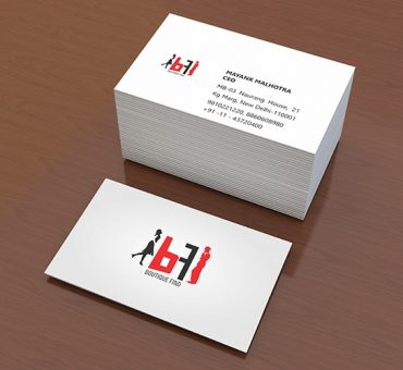 Visiting Card design Portfolio